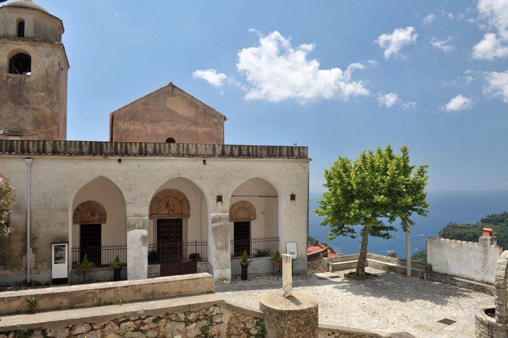 Chiesa dell'Annunziata a Minuta, frazione di Scala (Costiera amalfitana)